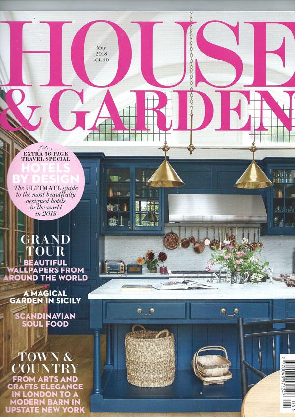 Cedric Morris, House and Garden
